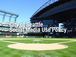 行政のソーシャルメディア利用規準事例〜シアトル市ソーシャルメディア利用規準