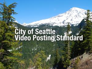 シアトル市動画投稿規準